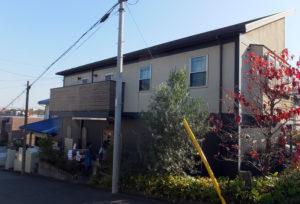 菊名駅西口から徒歩5分の住宅街にある「ギャラリー&スペース弥平」