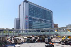 JR東海の新横浜駅