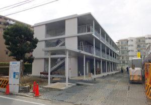 「(仮称)大倉山エンガワ計画」は3階建て22戸の共同住宅や児童福祉施設・集会場を設ける