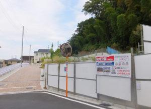 三井ホームが5区画を分譲する「パーソナルアベニュー大豆戸町」