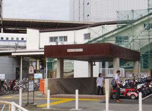 「新横浜駅横断地下道」は改札内を通らずに篠原口と北口を結ぶ最短ルート