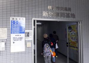 普段はなかなか入る機会に恵まれない車両基地の開放だけに、多くの人が訪れていました