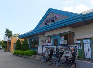 岸根公園駅の2番出入口横にある「メレンゲ(Merengue)岸根公園店」は女性の人気が高い