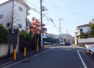 菊名駅に近い錦が丘と篠原北1丁目は坂道こそ多いが駅に近い閑静な住宅地