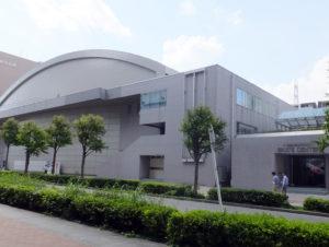 新横浜2丁目にある新横浜スケートセンター