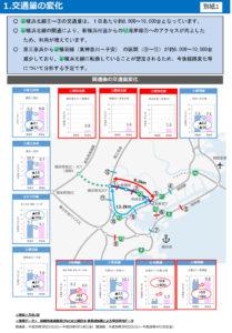 首都高速道路株式会社が発表した利用同校の速報値(2017年4月21日、クリックで拡大)