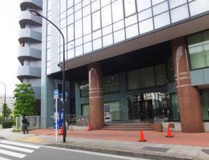 水柿さんはサッカーW杯が開かれた2002(平成14)年から2年ほど、新横浜に生命保険・損害保険の代理店事務所も置いていた(新横浜2丁目、JR横浜線の線路にも近いパレアナビル)