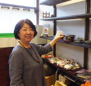 鈴木智香子さんは、大倉山エリアのみならず、横浜市内でもまちづくり活動に参画。NPO法人横浜プランナーズネットワーク(中区)理事、横浜コミュニティカフェネットワーク(港南区)世話人としても活躍している