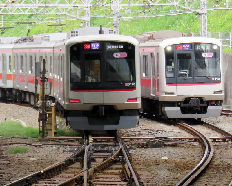 東急菊名駅