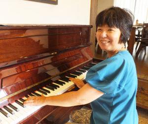 鈴木美美子さんは「坂本竜馬のご近所」だという高知市生まれ・育ち。大学時代から東京に。物心ついた時にはピアノを既に弾いていたという鈴木美美子さんは「坂本竜馬のご近所」だという高知市生まれ・育ち。大学時代から東京に。物心ついた時にはピアノを既に弾いていたという