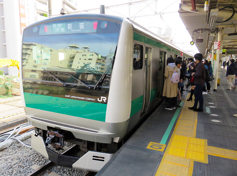 線 埼京 線 相鉄