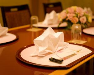 記念日などのお祝い、結納や顔合わせ、法要、企業や団体での会合など、様々な人生のシーンでの利用が可能(同ホテル提供)