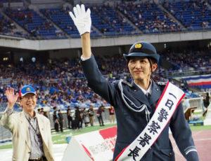 横浜市都筑区で社会人バレーボール選手時代を過ごした杉山祥子さん