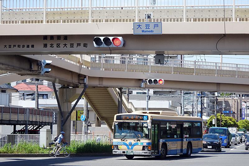 新横浜や岸根、大豆戸など環状2号の歩道橋で「ネーミングライツ」募集 ...