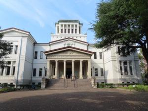 平井さんが勤務する大倉精神文化研究所がある大倉山記念館(大倉山2)も、港北区の魅力あふれる重要スポットの1つ