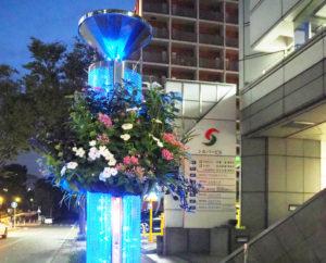 「司法書士 佐伯啓輔事務所」が入るシルバービル(受付7階)は、ブルーライン・JR新横浜駅から徒歩約5~6分のF・マリノス通り沿いにある