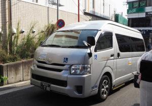 10月31日(土)、11月1日(日)のみ、大倉山エルム通り商店会から記念館までの送迎車が運行される(2019年開催時)