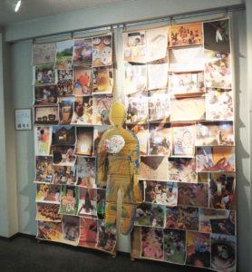 10月28日から11月1日まで開催された「大倉山秋の芸術祭」でもプレ展示が行われた