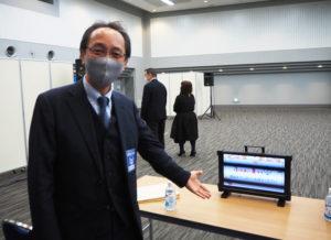 港北区地域振興課の小林野武夫課長は、「それぞれの団体が、自分たちの活動の発表の場を求めていた」と、制作の苦労の上に開催の日を迎えられたことを喜ぶ