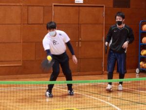 テニスを小学生でも楽しめる新スポーツ「テニピン」が誕生