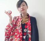 スピカ社会保険労務士事務所代表の飯塚知世さんは、ヨーヨーパフォーマーとして全国優勝も果たすなど広く活躍している(同事務所提供)