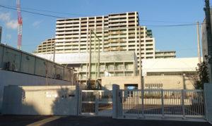 横浜市立箕輪小学校(2020年12月、林宏美さん撮影)