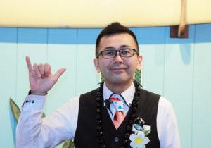 """「""""ハワイ発""""の食事とドリンクを楽しんでもらえたら」と語る新横浜店マネージャーの松原さん"""