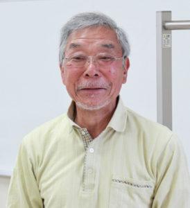 尾出さんは新羽生まれ・育ち。大手流通業のサラリーマンとして約30年間勤務した経験を持つ