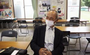 つながりがあり赴いた田園調布学園中等部(東京都世田谷区)での教育実習の経験が「教員の道に進むきっかけとなりました」と秋本さん